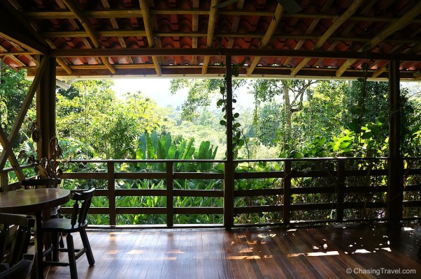 where to stay costa rica jungle