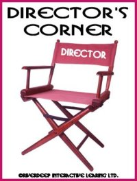 Webset: Pink Directors Chair Hollywood Movies