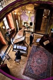 concert lyrique au château de bezyl bretagne