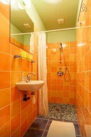 Salle de bain lapin