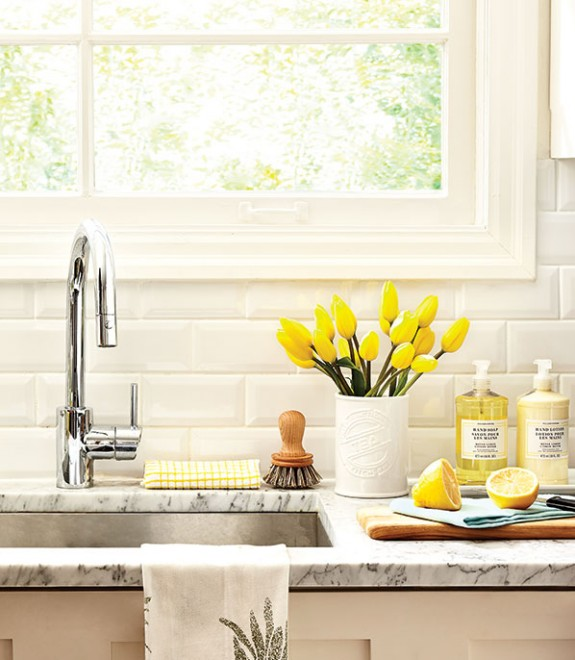 6 Steps To A Clean Kitchen Chatelaine
