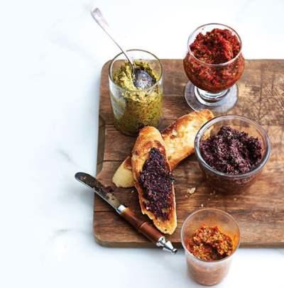 Homemade olive tapenade recipe - Chatelaine