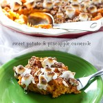 Sweet Potato Pineapple Casserole