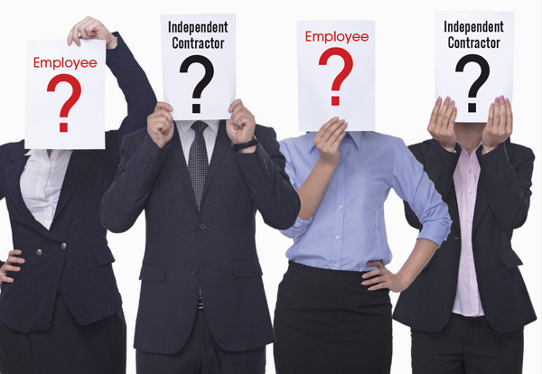 Legal Ease Independent Contractor VS Employee The Never-Ending - employee or independant contractor