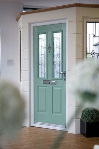 Composite Front Doors & External Doors - Style & Security
