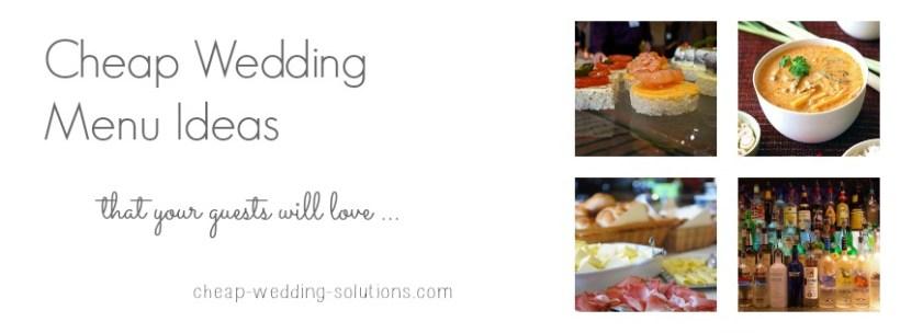 Wedding Reception Menu Ideas For Summer | Yoktravels.com