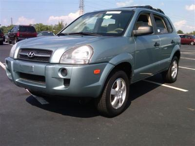 CheapUsedCars4Sale.com offers Used Car for Sale - 2006 Hyundai Tucson Sport Utility $7,990.00 in ...