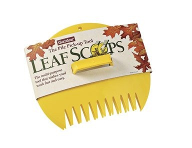 poly leaf scoop