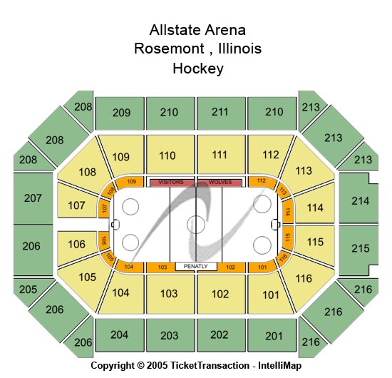 Cheap Allstate Arena tickets