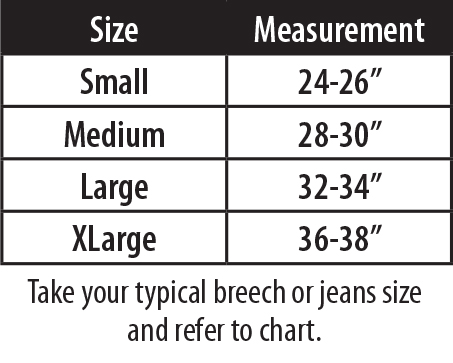 Easy Sizing