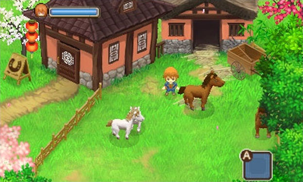 Cheat Game Harvest Moon Gba