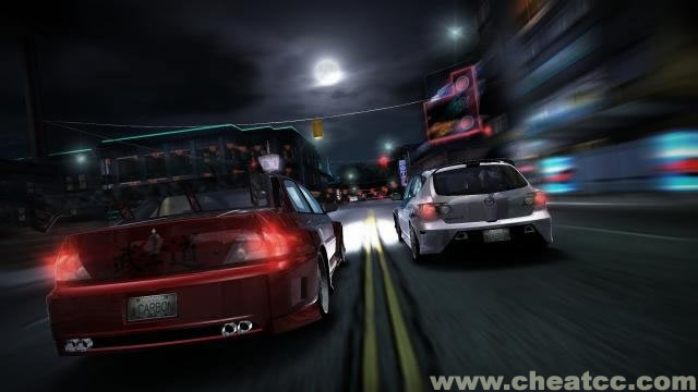 Nfs Carbon Cars Wallpaper Need For Speed Carbon Review Preview For Xbox Xb