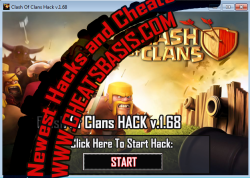 Clash Of Clans Cheats Hack