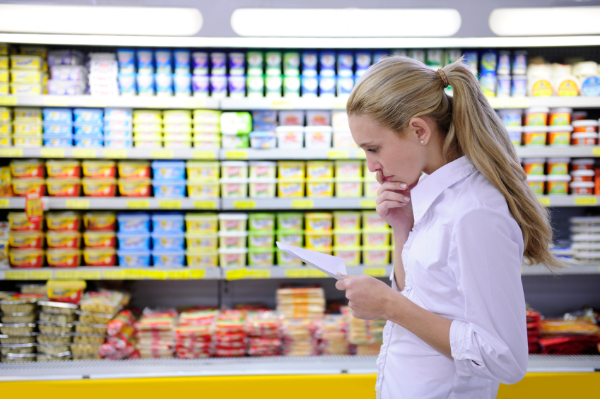 The Most Common Grocery List Items in America