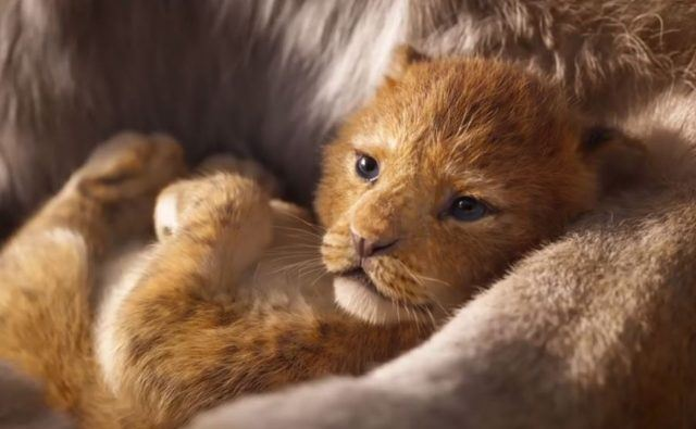 lion king movie release date 2019