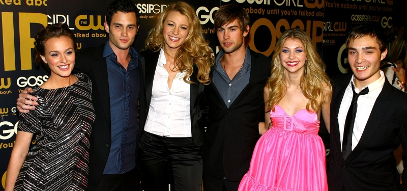 gossip girl cast reboot