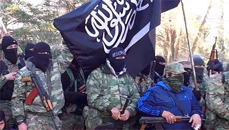 Syria: Caucasus Emirate In Syria Swear Oath To Abu Mohammad