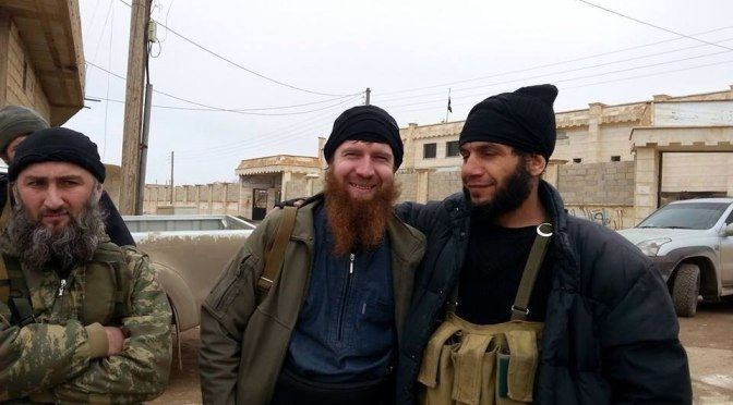 """""""He's Been In ISIS So Long, He's One Of Them"""" – Chechens Slam Umar Shishani"""