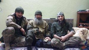 Umar Shishan Amir Tarkhan's Jamaat in Syria