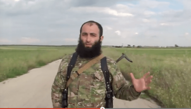 Meet Alibek, Ethnic Karachay Close To Abu Jihad Who Helps Run Furat Media