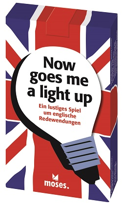NowGoesMeALightup Spiele Foto: Verlag moses
