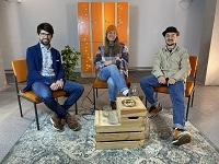 Samuel Kirschner, Stefanie Olga Wöhrer (Let's Move), Markus Isopp, v.l.n.r. (c) Tanzhaus