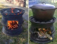 Great Homemade Fire Pit Ideas
