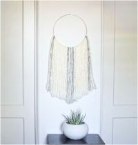 Awesome DIY Fiber Wall Art