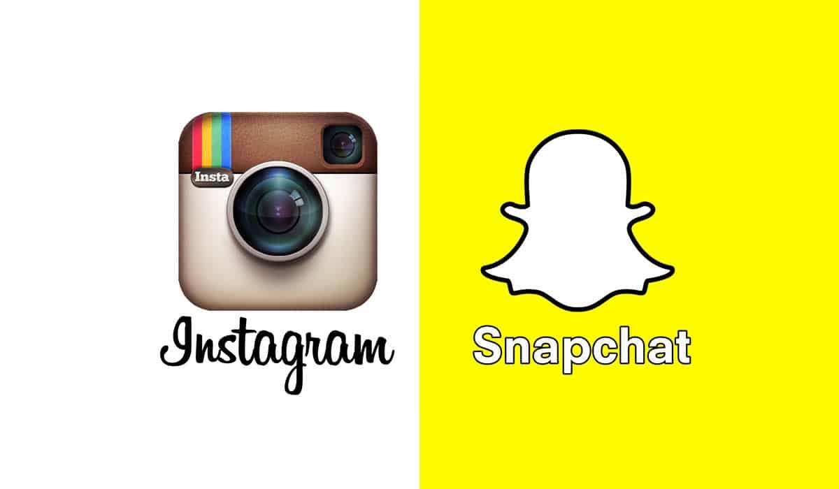 Snapchat vs Instagram - wer überlebt diesen Krieg?