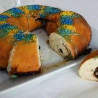 Mardi Gras King's Cake