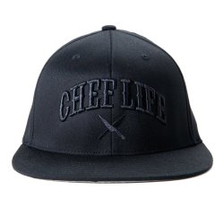 chef og fitted black