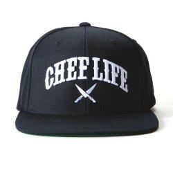 Chef-OG-Snapback-Black