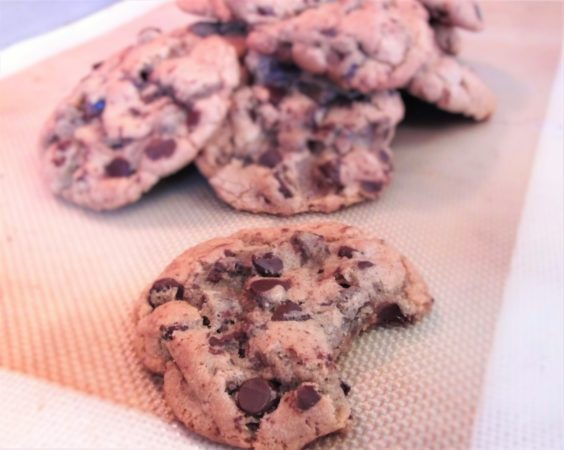 The Art of the Chewy Chocolate Chip Cookie