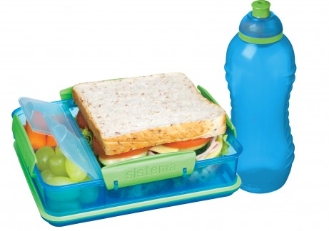 Sistema Snack Attack Duo Lunch Pack Chef39s Complements