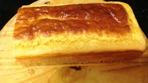 pão low carb de farinha de grão de bico