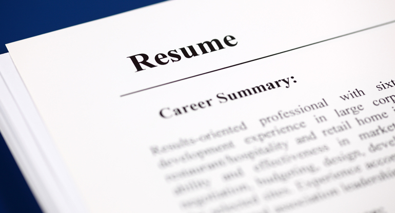 The Art of Resume Writing - Advice - resume writing advice