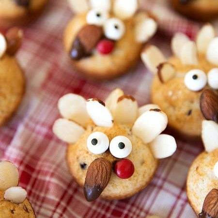 """""""Turkey"""" Muffins (Video)"""