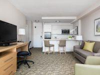 One Bedroom Hotel Suite with Balcony | Chelsea Hotel, Toronto