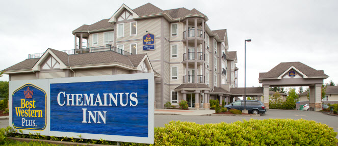 "Vacation Investment Property Vancouver Island. BEST WESTERN PLUS Chemainus Inn is a ""strata-hotel"" Buy a vacation investment property on Vancouver Island BC"