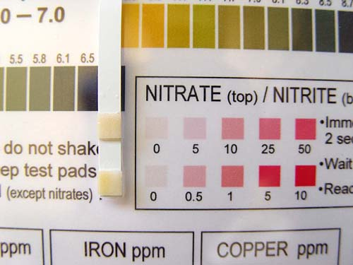 Field Lab 3 TDS, pH, Chlorine, Hardness, Nitrate