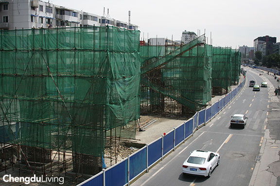 Chengdu's Second Ring Road