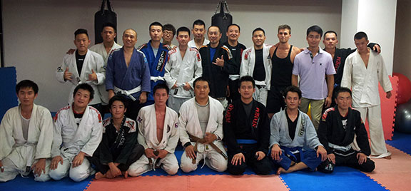 Chengdu BJJ Group