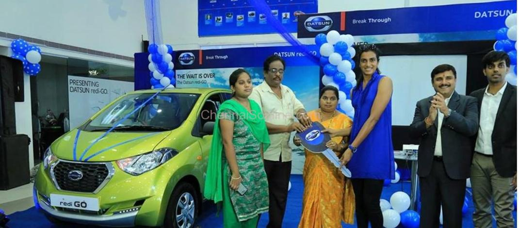 Datsun honors Indian champions at the Olympics Games Rio 2016