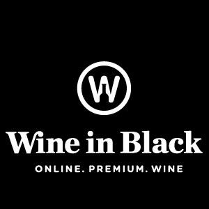 Parrainage Wine in black