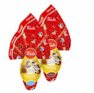 Uova di cioccolato Trudi Paluani: collezione peluche | Che ...