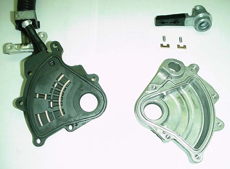 Jeep Cherokee - Jeep Cherokee Transmission Safety and Control