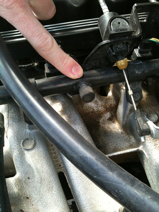 Fuel Filter Change - Jeep Cherokee Forum