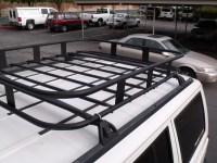 Roof rack mounting - Jeep Cherokee Forum