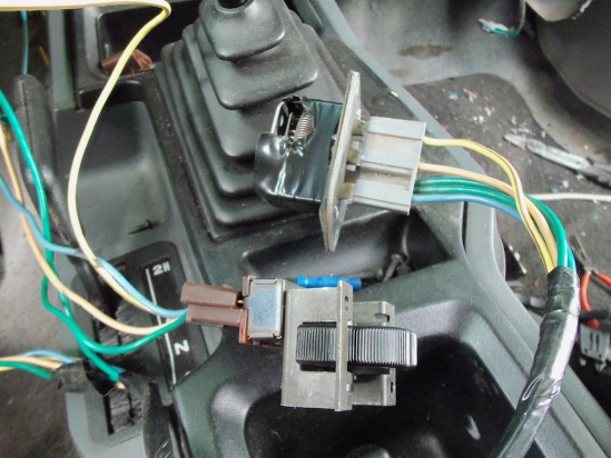 Heater/ AC switch wires - Jeep Cherokee Forum