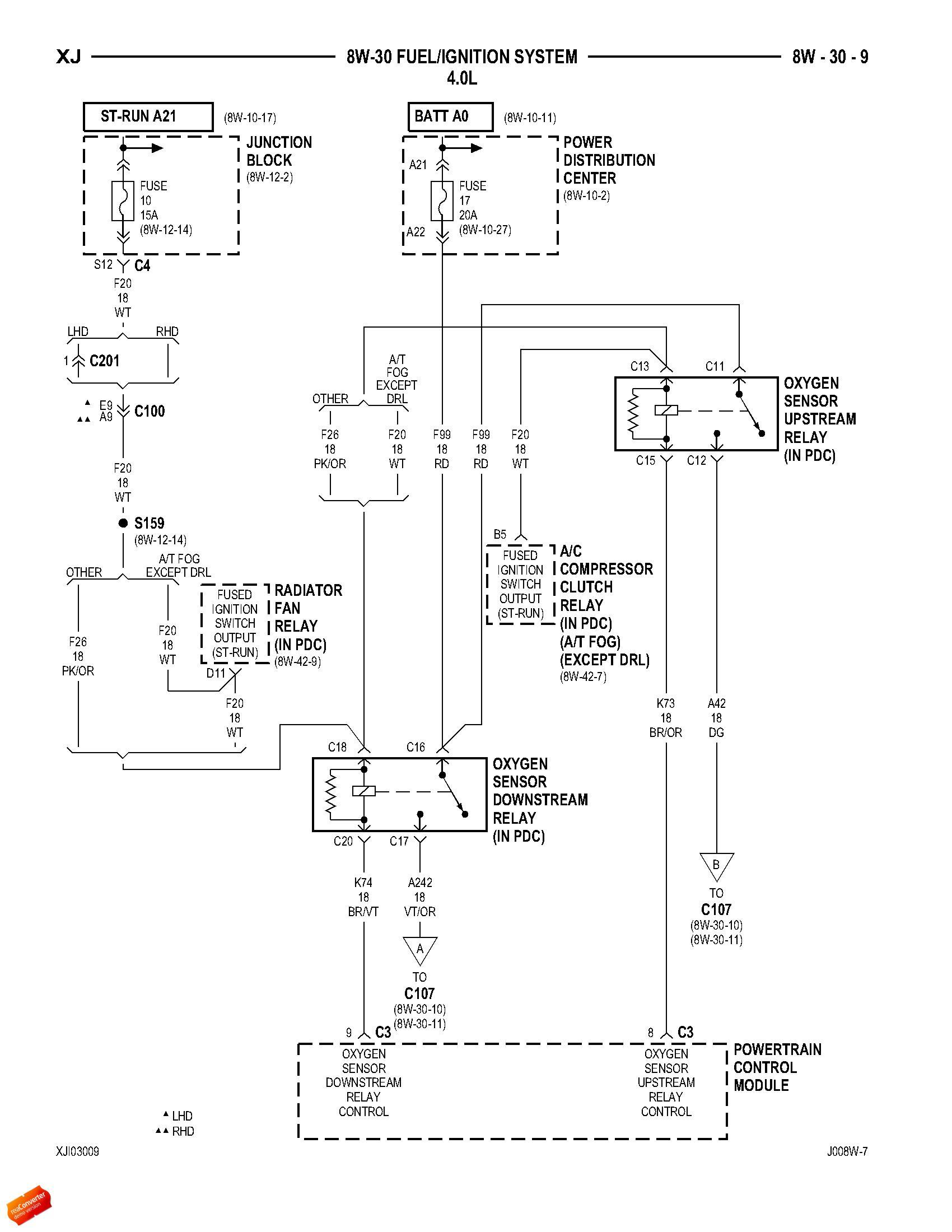 2000 jeep grand cherokee oxygen sensor wiring diagram